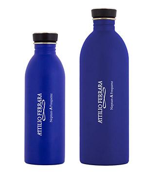Energetisierte Trinkflasche, mit der Napthun A – Frequenz
